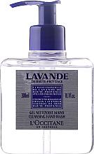 "Fragrances, Perfumes, Cosmetics Liquid Soap ""Lavender"" - L'Occitane Lavande De Haute-provence"