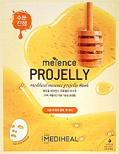 Fragrances, Perfumes, Cosmetics Propolis Face Mask - Mediheal Meience Projelly Mask