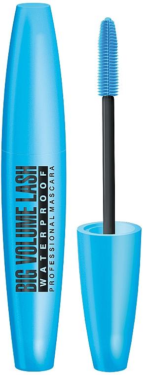 Waterproof Mascara - Eveline Cosmetics Big Volume Lash Professional Mascara
