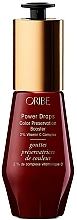 Fragrances, Perfumes, Cosmetics Highly Concentrated Serum for Colored Hair - Oribe Power Drops Color Preservation Booster