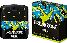 Fragrances, Perfumes, Cosmetics Zippo BreakZone for Him - Eau de Toilette