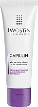 Fragrances, Perfumes, Cosmetics Firming Night Face Cream - Iwostin Capillin