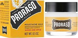 Fragrances, Perfumes, Cosmetics Mustache Wax - Proraso Moustache Wax Wood & Spice