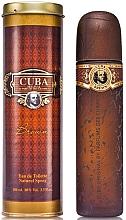 Fragrances, Perfumes, Cosmetics Cuba Brown - Eau de Toilette