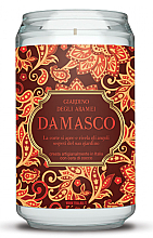 Fragrances, Perfumes, Cosmetics Scented Candle - FraLab Damasco Giardino Degli Aramei Candle
