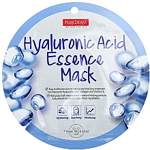 Fragrances, Perfumes, Cosmetics Hyaluronic Acid Collagen Mask - Purederm Hyaluronic Acid Essence Mask
