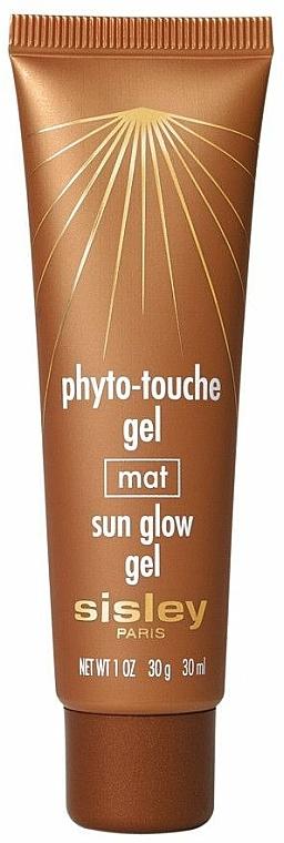 Tinted Mattifying Gel - Sisley Phyto-Touche Gel Sun Glow Gel Mat