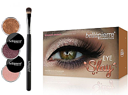 Fragrances, Perfumes, Cosmetics Eye Makeup Kit - Bellapierre Eye Slay Kit Romantic Brown