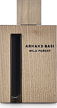 Fragrances, Perfumes, Cosmetics Armand Basi Wild Forest - Eau de Toilette