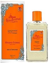 Fragrances, Perfumes, Cosmetics Alvarez Gomez Agua de Colonia Concentrada Eau D?Orange - Eau de Cologne
