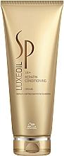 Fragrances, Perfumes, Cosmetics Restore Keratin Conditioner Cream - Wella SP Luxe Oil Keratin Conditioning Cream