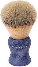 Fragrances, Perfumes, Cosmetics Shaving Brush - Acca Kappa Shaving Brush Natural Style Blue