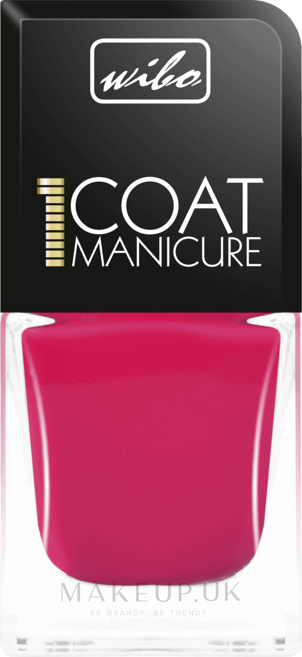 Nail Polish - Wibo 1 Coat Manicure — photo 08