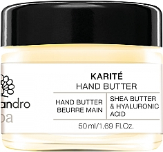 Fragrances, Perfumes, Cosmetics Hand Butter - Alessandro International Spa Hand Butter