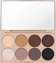 Fragrances, Perfumes, Cosmetics Matte Eyeshadow Palette - Paese Mattlicious