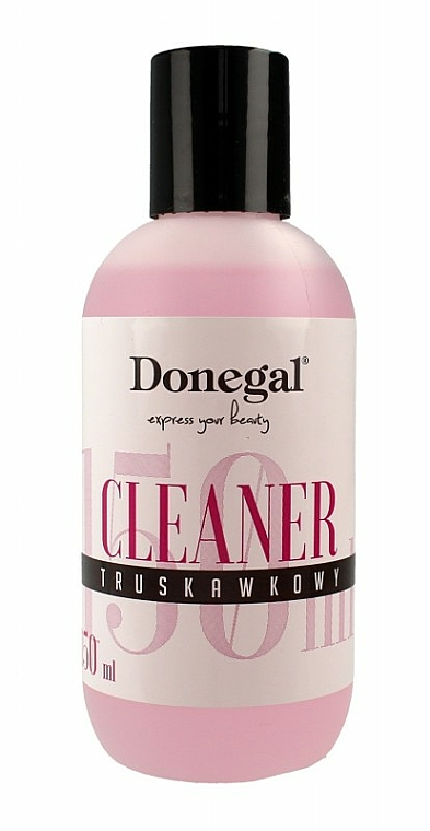 """Nail Degreaser """"Strawberry"""" - Donegal Cleaner"""