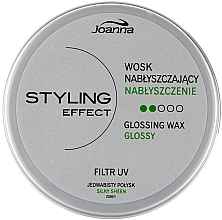 Fragrances, Perfumes, Cosmetics Glossing Wax - Joanna Styling Effect Glossing Wax