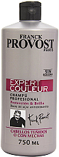 Fragrances, Perfumes, Cosmetics Colored Hair Shampoo - Franck Provost Paris Expert Couleur Shampoo