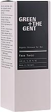 Fragrances, Perfumes, Cosmetics Face Toner - Green + The Gent Face Tonic