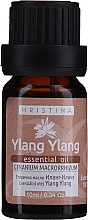 Fragrances, Perfumes, Cosmetics Ylang-Ylang Essential Oil - Hristina Cosmetics Ylang Ylang Essential Oil