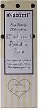 Fragrances, Perfumes, Cosmetics Set - Nacomi Argan Oil Moisturized Beautiful Skin (cr/2x50ml + cr/15ml)