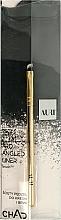 Fragrances, Perfumes, Cosmetics Angled Brow Brush, 210 - Auri Chad Pro Angled Liner Brush