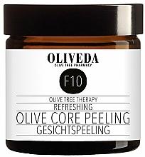 Fragrances, Perfumes, Cosmetics Face Peeling - Oliveda F10 Refreshing Olive Core Peeling