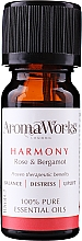 Fragrances, Perfumes, Cosmetics Essential Oil - AromaWorks Harmony Essential Oil