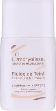 Fragrances, Perfumes, Cosmetics Face Fluid - Embryolisse Secret De Maquilleurs Liquid Foundation Spf 20