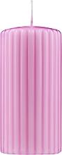 "Fragrances, Perfumes, Cosmetics Scented Candle ""Magnolia"", 120/58 mm - Bolsius True Scents Candle"