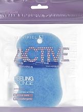 Fragrances, Perfumes, Cosmetics Peeling Sponge, blue - Suavipiel Active Esponja Peeling