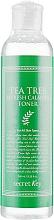 Fragrances, Perfumes, Cosmetics Face Toner for Problem Skin - Secret Key Tea Tree Refresh Calming Toner