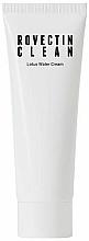 Fragrances, Perfumes, Cosmetics Face Cream - Rovectin Clean Lotus Water Cream