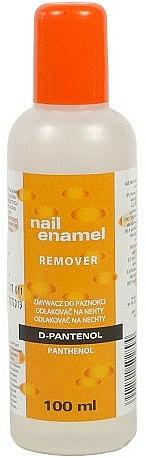 Nail Polish Remover with D-Panthenol - Venita D-Panthenol Nail Enamel Remover — photo N1