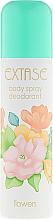 Fragrances, Perfumes, Cosmetics Deodorant - Extase Flowers Deodorant