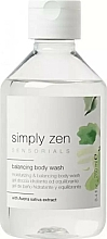 Fragrances, Perfumes, Cosmetics Shower Gel - Z. One Concept Simply Zen Balancing Body Wash