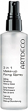 Fragrances, Perfumes, Cosmetics Makeup Fixing Spray - Artdeco 3 in 1 Make-up Fixing Spray
