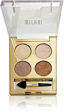 Fragrances, Perfumes, Cosmetics Shimmer Eyeshadow - Milani Fierce Foil Eyeshine