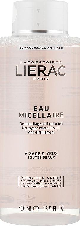 Micellar Water - Lierac Cleansing Micellar Water — photo N1