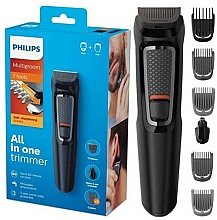 Fragrances, Perfumes, Cosmetics Hair Trimmer, MG3720 - Philips