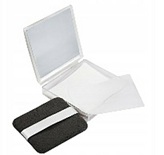 Fragrances, Perfumes, Cosmetics Blotting Papers with Mirror - Econtour