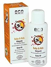 Fragrances, Perfumes, Cosmetics Baby Body Oil - Eco Cosmetics Baby&Kids Body Oil