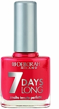 Fragrances, Perfumes, Cosmetics Nail Polish - Deborah 7 Days Long