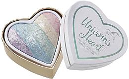 Fragrances, Perfumes, Cosmetics Highlighter - I Heart Revolution Unicorns Heart