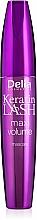 Fragrances, Perfumes, Cosmetics Lash Mascara - Delia Keratin Last Maxi Volume
