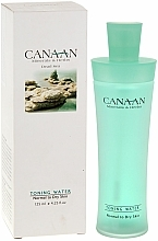 Fragrances, Perfumes, Cosmetics Toning Water for Normal & Dry Skin - Canaan Minerals & Herbs Toning Water Normal to Dry Skin
