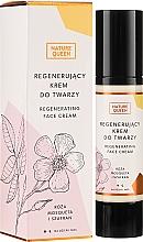 Fragrances, Perfumes, Cosmetics Regenerating Face Cream - Nature Queen