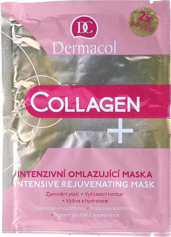 Intensive Rejuvenating Face Mask - Dermacol Collagen+ Intensive Rejuvenating Mask