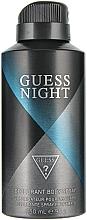 Fragrances, Perfumes, Cosmetics Guess Guess Night - Deodorant