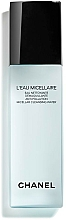 Fragrances, Perfumes, Cosmetics Micellar Water - Chanel L'Eau Micellaire